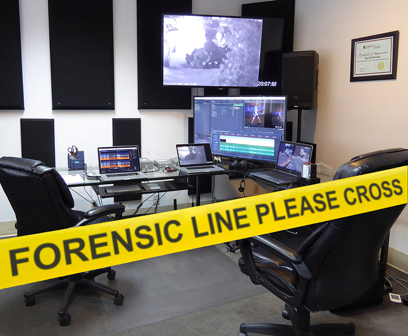 Forensic Specialists
