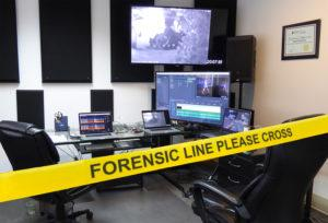 "Forensic Line Please Cross, sometimes attorneys resist careful analysis because it seems ""the evidence is the evidence"""